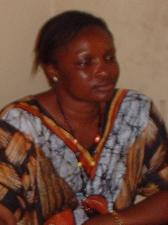 Gladys Mansaray, Secretary